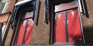 Türklere tehdit mektubu! Sonunuz gelir