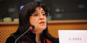 HDP'li Leyla Zana'nın Vekilliği Düşürüldü