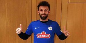 Genç oyuncu Rizespor'da!