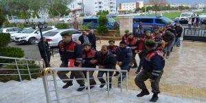 İnsan ticaretine çok sayıda tutuklama
