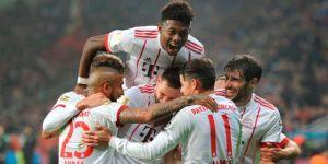 Bayern Münih, kaldığı yerden devam ediyor