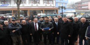 Silahlı kamp iddialarına vatandaşlardan tepki
