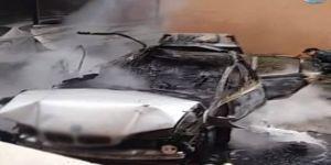 Hamas yetkilisinin aracında patlama