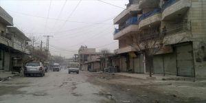 Esnaf, PYD/PKK cinayetlerine karşı kepenk indirdi