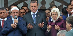 'Allah razı olsun, kızlarımızın başını örttü ya…': Erdoğan dua istedi