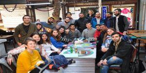 Interrial Türkiye üyeleri buluşması