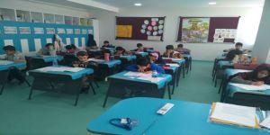 Bursluluk sınavına yoğun ilgi