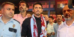 Trabzonspor, Sosa'yı KAP'a bildirdi