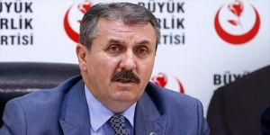 Destici'den YPG açıklaması