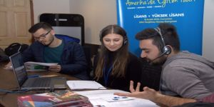 Dijital yurtdışı eğitim fuarı!