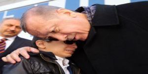 """Erdoğanın """"Müslüm Baba gibi"""" dediği çocuk!"""