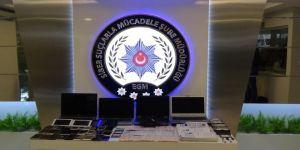 Banka hesaplarını boşaltan siber çete çökertildi