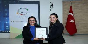 'Kız Kardeşim' eğitimlerinde sertifikalar verildi