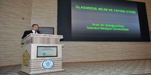 Türkiye'de Bilim ve Bilimsel Yayın Politikaları konuşuldu