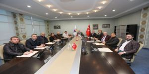 2018-2021 stratejik plan çalışmalarına başladı