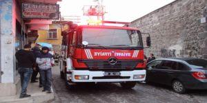 Yangında kundaklama iddiası