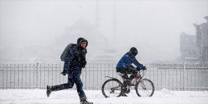 Tatilin ilk haftası kar bekliyor