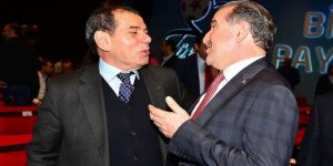 Özbek: Türkiye, 2024 ev sahipliğini hak ediyor