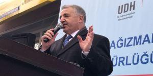 Bakan Arslan, PTT Şubesinin açılışını yaptı