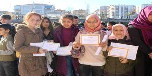 Anadolu İmam Hatip Lisesi'nde ilk karne heyecanı