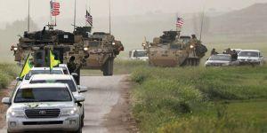 ABD'den bir skandal daha ! Teröristleri Türkiye sınırına yerleştirdiler