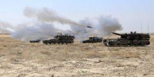 TSK, Afrin'de YPG'yi vurdu: Sığınaklar yerle bir!