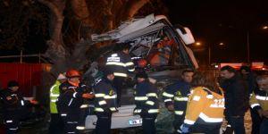 Korkunç şüphe gerçek çıktı! Dehşeti yaşayan yolcu: Şoför uyudu