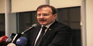 Hakan Çavuşoğlu: 'Tarih bizi yargılar'