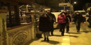 Eğlence mekanlarına polis baskını: 5 gözaltı