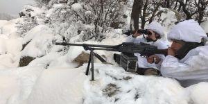 Karadeniz'de PKK operasyonları sürüyor