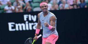 Rafael Nadal çeyrek finalde