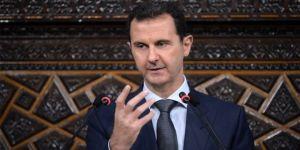 Esad'dan Küstah Afrin Yorumu:Türkiye Terörü Destekliyor