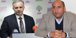 Halkı sokağa çağıran HDP'li 2 milletvekili hakkında soruşturma!