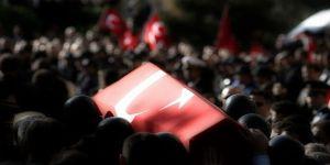 Zeytin Dalı Harekatı şehidinin cenazesi Gaziantep'e getirildi