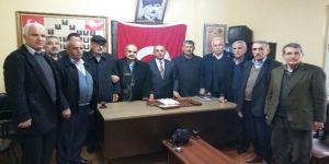 Muhtarlardan 'Zeytin Dalı Harekatı' açıklaması