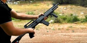 Bayilerde yivsiz tüfek aksamlarının satışı yasaklandı