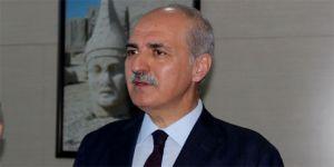 Kurtulmuş'tan Zeytin Dalı operasyonu açıklaması