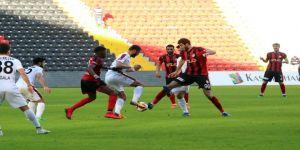 Gaziantep derbisinde 4 gol