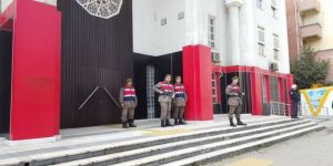 28 şüpheliden 13'ü tutuklandı