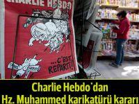 Charlie Hebdo Hz. Muhammed (S.A.V) Karikatürü Yayımlamayacak