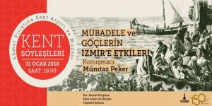 """Masada """"Göç ve İzmir"""" olacak"""