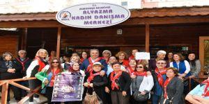 8 Mart için kadınlar birarada