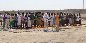 Etiyopya 'misyoner' işgali altında