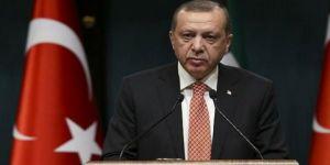 Erdoğan, milletvekilleri buluştu