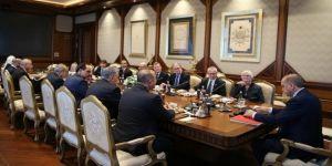 Erdoğan, BM Genel Sekreterinin Libya Özel Temsilcisini kabul etti