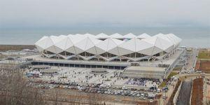 Trabzonspor, yeni stadyumuna ısınıyor