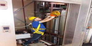 İzmit'teki 2 bin 375 asansör bakımdan geçirildi