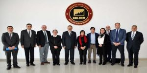 GSO mesleki eğitim merkezi'ne ziyaret