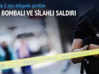 Polise Bombalı Ve Silahlı Saldırı