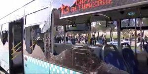 Halk otobüsü ikinci sefer gününde faciaya neden oldu